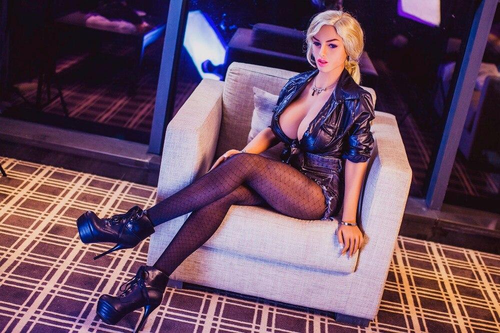 JY Tiffany 166cm musculation poupée de sexe pleine Tpe amour poupée pour homme