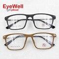 Frame ótico do acetato com pernas de liga leve de alta qualidade unisex big armação de óculos mais populares M9625