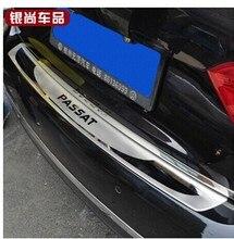 Di alta qualità in acciaio inox paraurti Posteriore Protector Sill per il periodo 2011-2013 VW Passat B7 Car styling