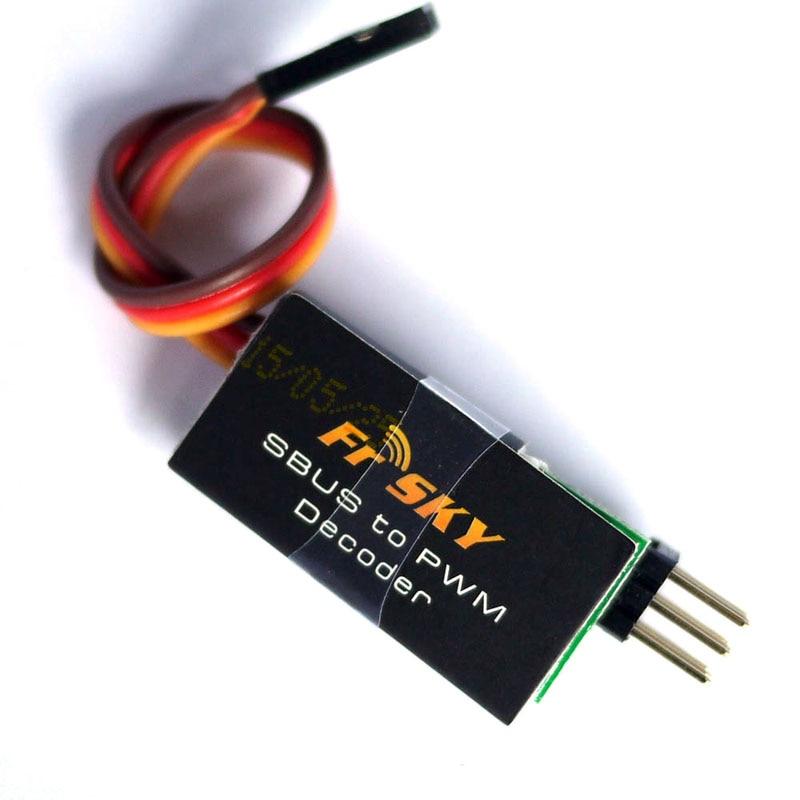 FrSky 4-kanal S. BUS zu PWM Decoder