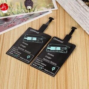 Image 5 - Приемник для беспроводной зарядки, стандарт Qi, для iPhone 5 5S SE 6 6S 6SPlus 7 Plus