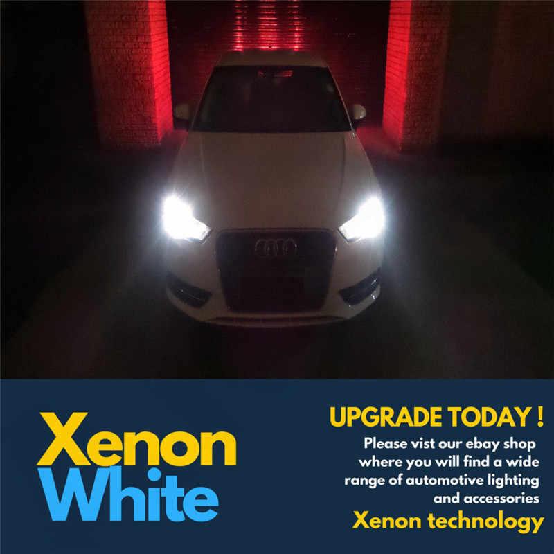 New Hot Headlight 100W 12V 8500K H4 Xenon Lamp Super Bright Effect Headlight Lamp Bulb Fog Lights Driving Lamp