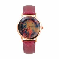 Ladies Retro Quartz Watches Watches Women Antique Leather Wristwatch Hot Sale Belt Woman Luxury Brand Women