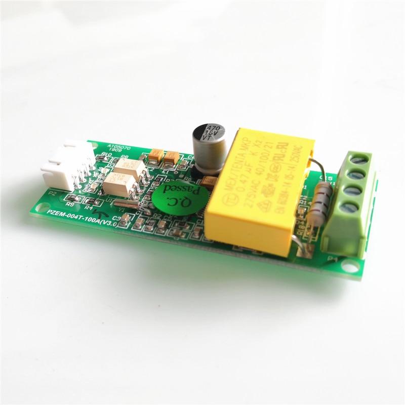 """""""PZEM004T"""" nauja versija AC 80–260 V 100A TTL prievado - Matavimo prietaisai - Nuotrauka 5"""