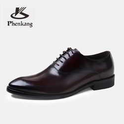 Phenkang formal shoes boots for man 4