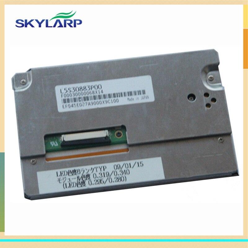 GPS LCD screen display panel for L5F30824T02 L5F30824P00 L5S30384P00 TM070WA-22L08D TM070WA 22L08D (without touch)