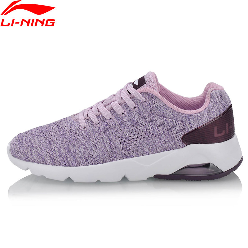 Li Ning Women BUBBLE ACE SC Lifestyle Shoes Breathable Comfort LiNing Sport Shoes Light Sneakers AGCN036