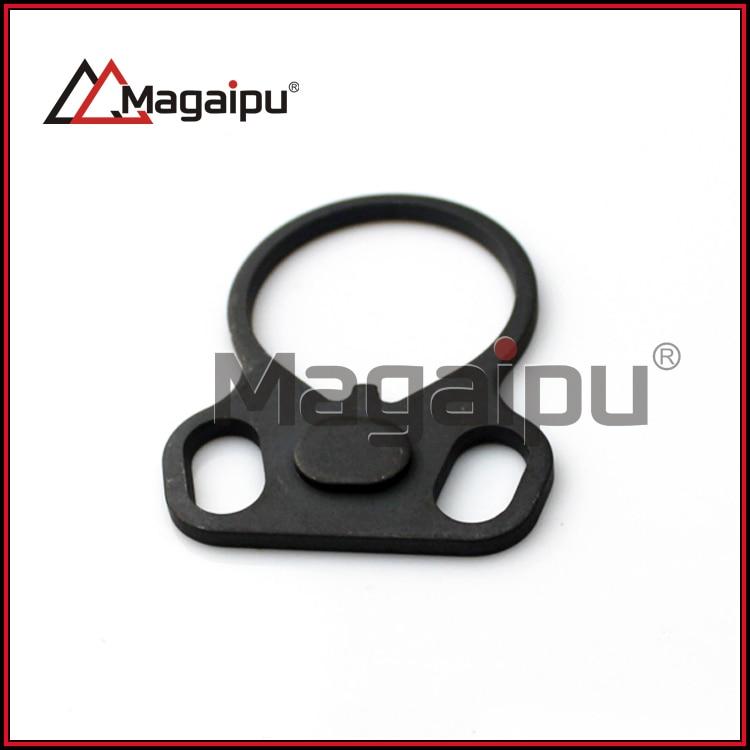 Envío libre-Culata End Plate Doble Bucle Gancho de caza Honda Del arma stock acc