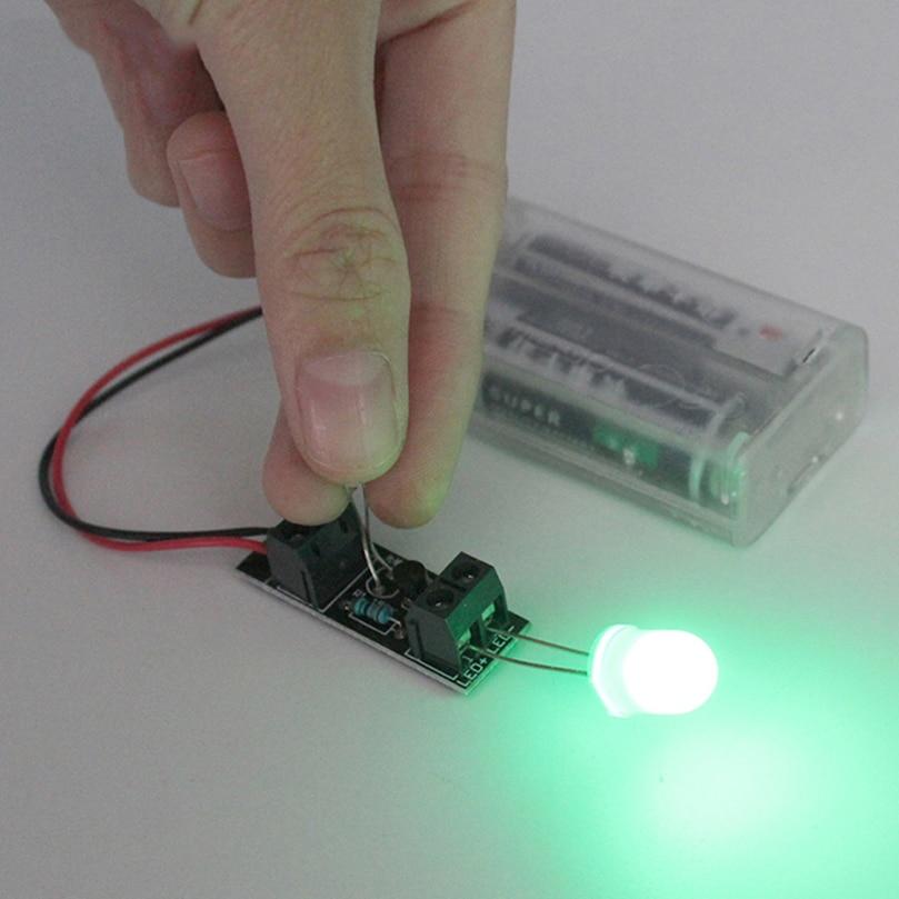 Intelligent Light Control Sensor Switch Module Light Sensor Board For LED Night 3V Power Supply DIY Robot Car Toys Production