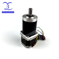 57 motor 56MM Geared Stepper Motor Planetary Gearbox stepper motor Gear ratio 198:1 168:1 236:1 Nema 23 4A 3D Stepper Motor