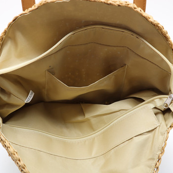 REREKAXI Summer Straw Shoulder Bag 5