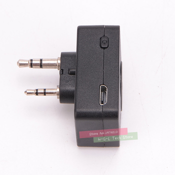 цена на Walkie Talkie Wireless Adapter For HB-6A HB-6B HB-780D