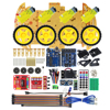 Bluetooth Controlled Robot Car Kits Tons Of Published Free Codes UNO R3 MEGA328P For Arduino Compatible