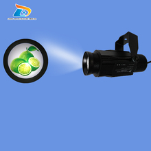 Big Promotion Outdoor 1800Lumens Projector Waterproof 20W LED Company Logo Signs Gobo Projector with 1pc Advertising Color Gobo