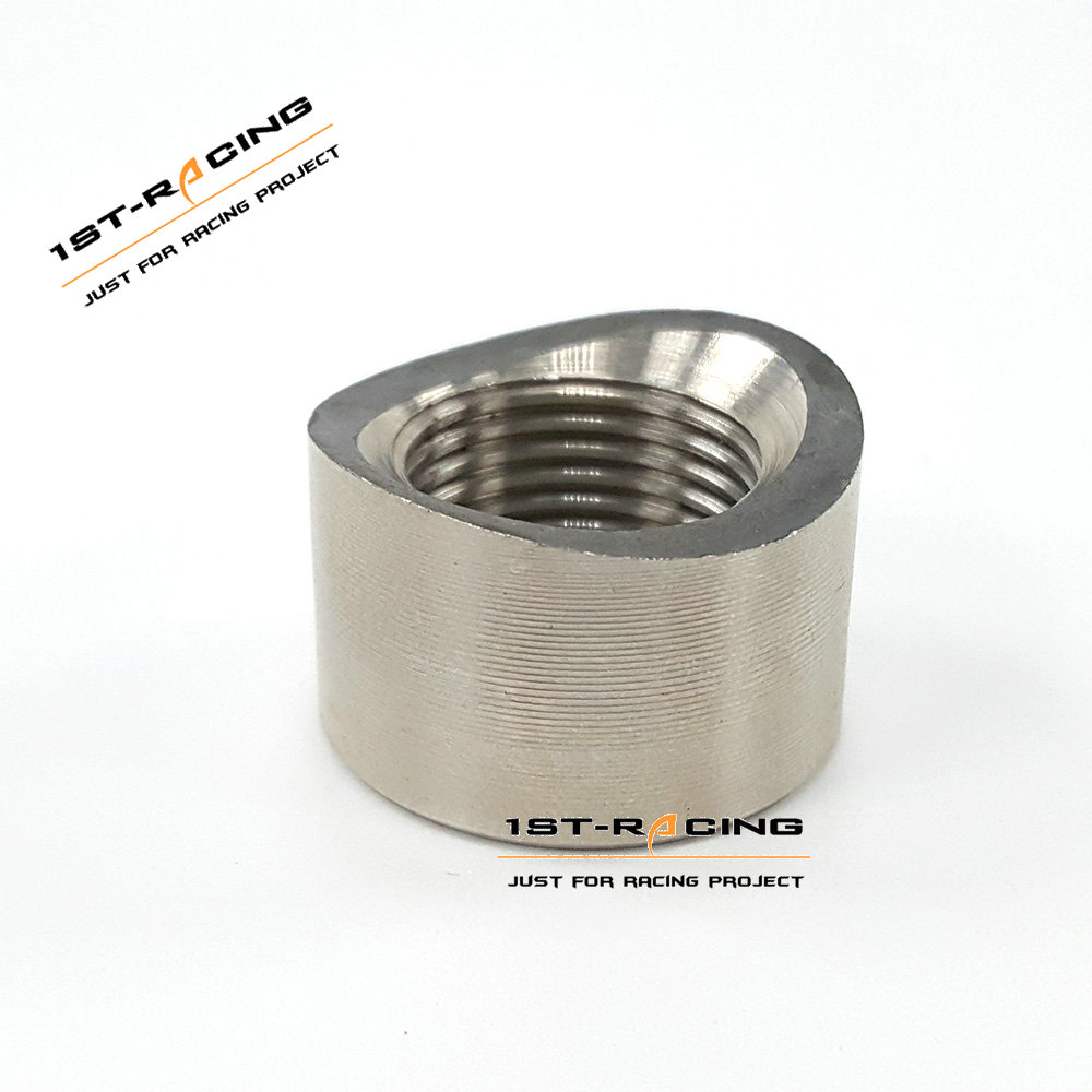 Nut Curved Bottom 1.66 inch 42mm 7.25 radius Bone S/T Type ...  |Curved Nuts