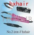 Freeshipping - 50pcs No.2 Adjust-Temp Hair Extension Fusion Connector / Hair Extension Fusion Iron / Hair Fusion Iron