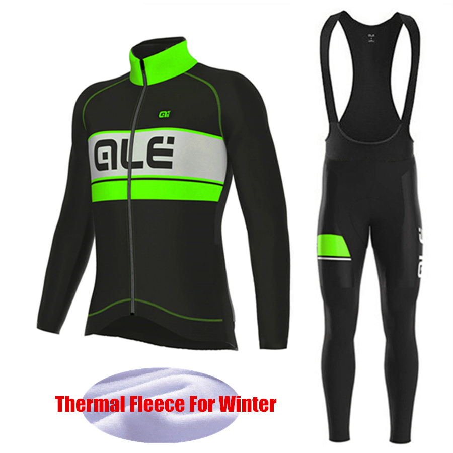 Road font b Bicycle b font Pro Cycle Clothes Winter Ropa Ciclismo invierno Thermal Fleece font