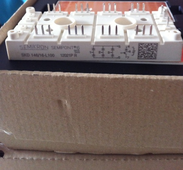 - brand new original SKD146/16 - L100 Germany * module quality goods from stock