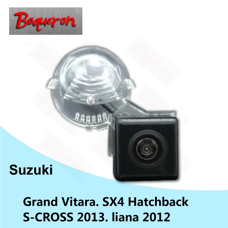HD CCD Car Rear View Camera For Suzuki Grand Vitara //Suzuki SX4 Hatchback