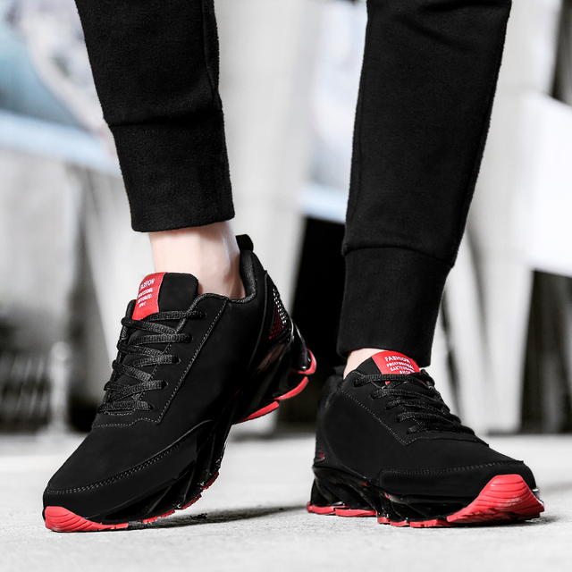 Men's Top Brand Shoes Breathable Soft Footwear Male Shoes Adult Sneakers Man Cushiony Trainers Krasovki Zapatillas Hombre Casual