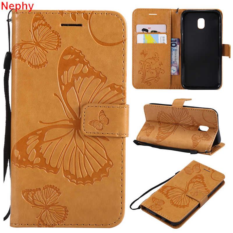Nephy кожаный чехол с откидной крышкой сотовый Чехол для телефона для samsung galaxy S9 S8 плюс S7 S6 край S5 нео-записка 3 4, 8 чехол с отделением для карт мягкий чехол с рисунком бабочки