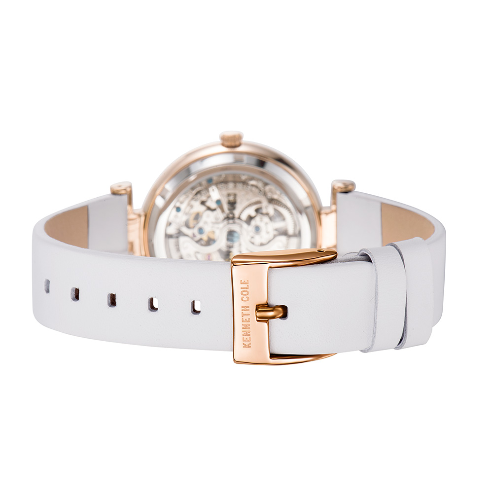 Watches Brave Hvenshi Watch Women Automatic Waterproof Top Brand Mechanical Watches Full Stainless Steel Rose Gold Clocks Classic Women Clock