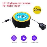 EYOYO F05 1 2MM 20m 150degree Underwater Camera Fishing With 8pcs IR LED Waterproof Night Vision