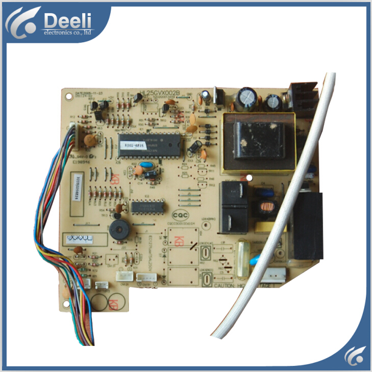95% new good working for air conditioning Computer board HL25GVX002B control board (only cold )on sale95% new good working for air conditioning Computer board HL25GVX002B control board (only cold )on sale