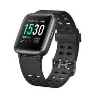 ID205 Smart Watch Wearable Heart Electronics Stock Passomete Sleep Tracker Heart Rate Tracker Waterproof 1.3 Smartwatch