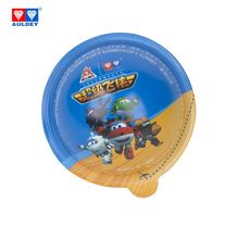AULDEY Super Wings 12 Styles Anime Mini Figures Blind Box Toy Collectible Children Toys(China)