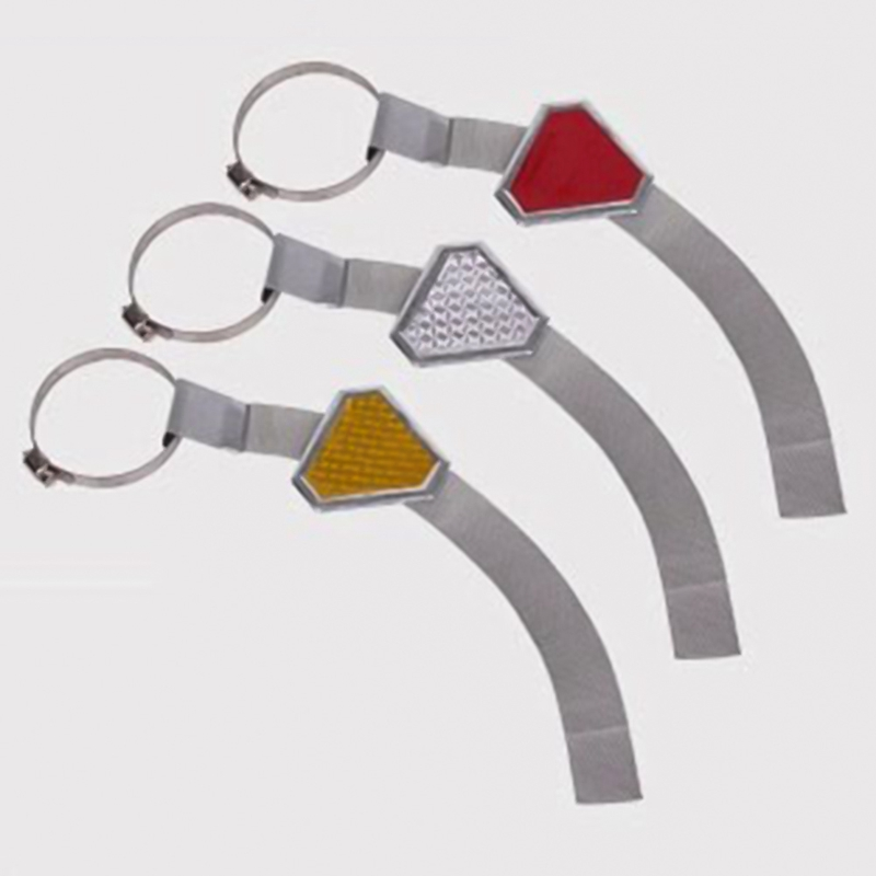 Vehicle Orange Reflector Anti-Static Strap Earth Belt Ground Wire Car Electronics & Accessories