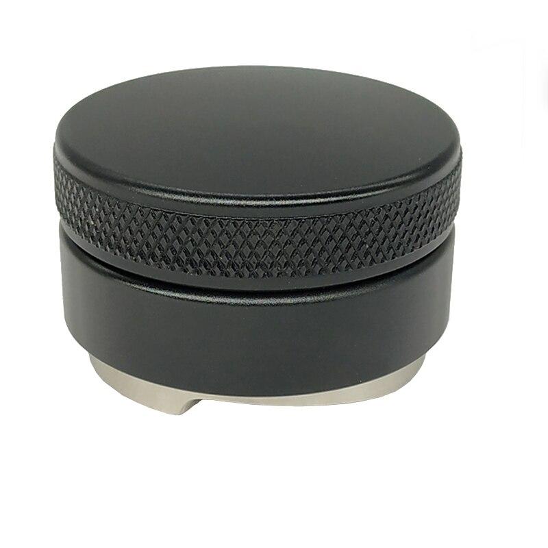 אספרסו 304 נירוסטה 51mm/58mm קפה מפיץ פלס כלי Macaron קפה לחבל עם שלוש זווית מדרונות