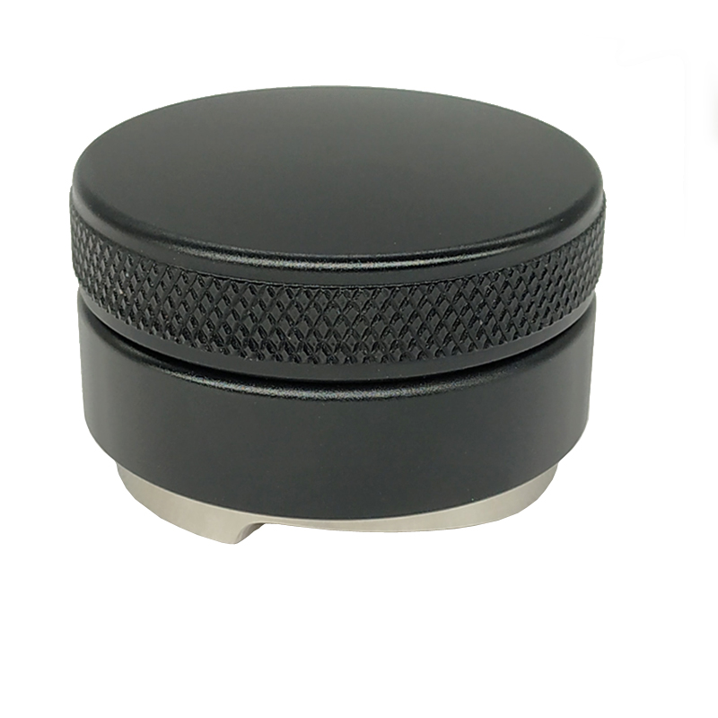 Espresso 304 Stainless Steel 51mm/58mm Coffee Distributor Leveler Tool Macaron Coffee Tamper With Three Angled Slopes