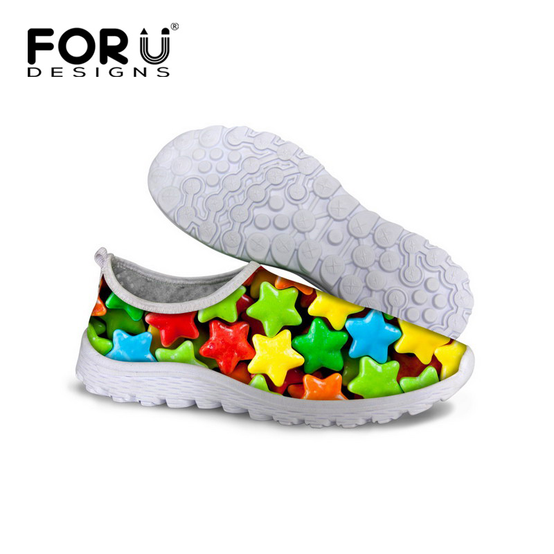 Fashion Summer Women's Casual Shoes Breathable Leisure Mesh Shoes,Female Candy Color Shoes Students  Zapatillas Deportivas Mujer free shipping candy color women garden shoes breathable women beach shoes hsa21