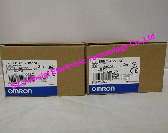 цена на New and original  E6B2-CWZ6C  360P/R  OMRON  ROTARY ENCODER  5-24VDC