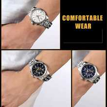 GUANQIN  Automatic Mechanical Men Watches Swim Diving Clock men 20Bar waterproof Top Brand Luxury Wristwatches Relogio Masculino