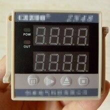 NPN датчик PNP переключатель кодер счетчик ZN48 цифровой двухрядный светодиодный дисплей реле времени счетчик с 10 терминалами