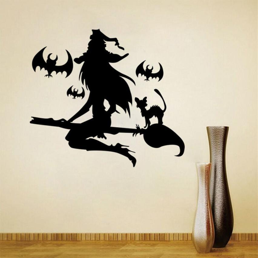 new halloween pumpkin wall sticker poster wall decals decoracion halloween vinilos paredes pegatinas d para halloween