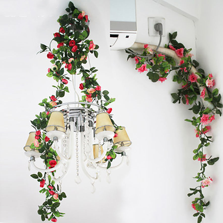 Artificial Flowers Peony For Decoration Display Plastic Ribbon
