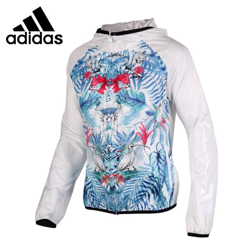 Original New Arrival 2017 Adidas NEO Label W FV ART WB Women's  jacket Hooded Sportswear original new arrival 2017 adidas neo label w woven s pants women s pants sportswear
