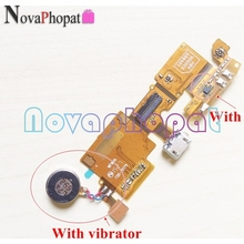 Novaphopat Charger Port For ZTE Blade V6 X7 D6 Z7 T660 USB Dock Charging Port Connect Connector Micr