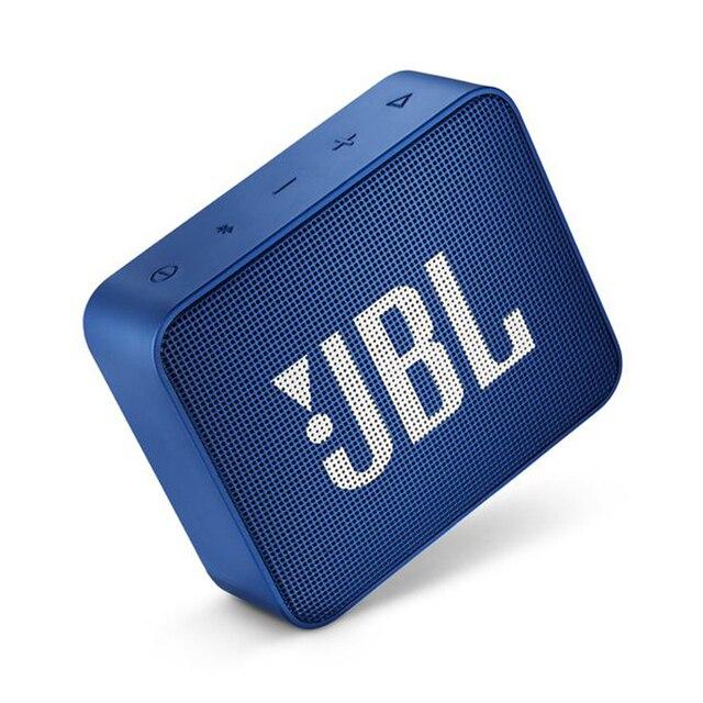 JBL GO2 Original Wireless Bluetooth Mini Speaker Waterproof Outdoor Portable Speakers Sports Go 2 Bass Sound Handsfree with Mic