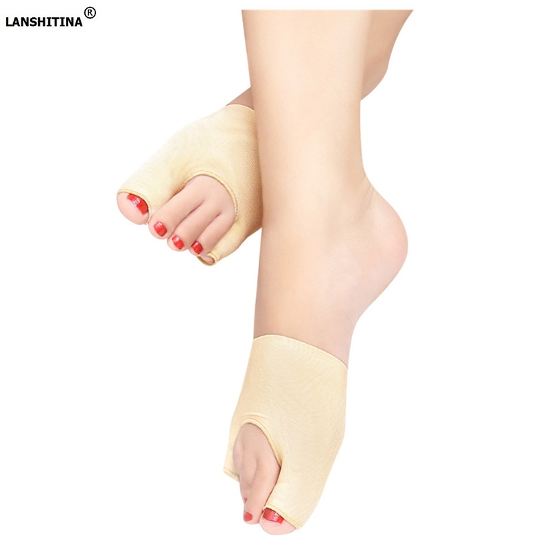 2017 Orthopedic Insole Foot Pad Rection Hallux Valgus Foot Separation Tightening Transverse Shoe Accessories брюки care of you care of you ca084ewubl65