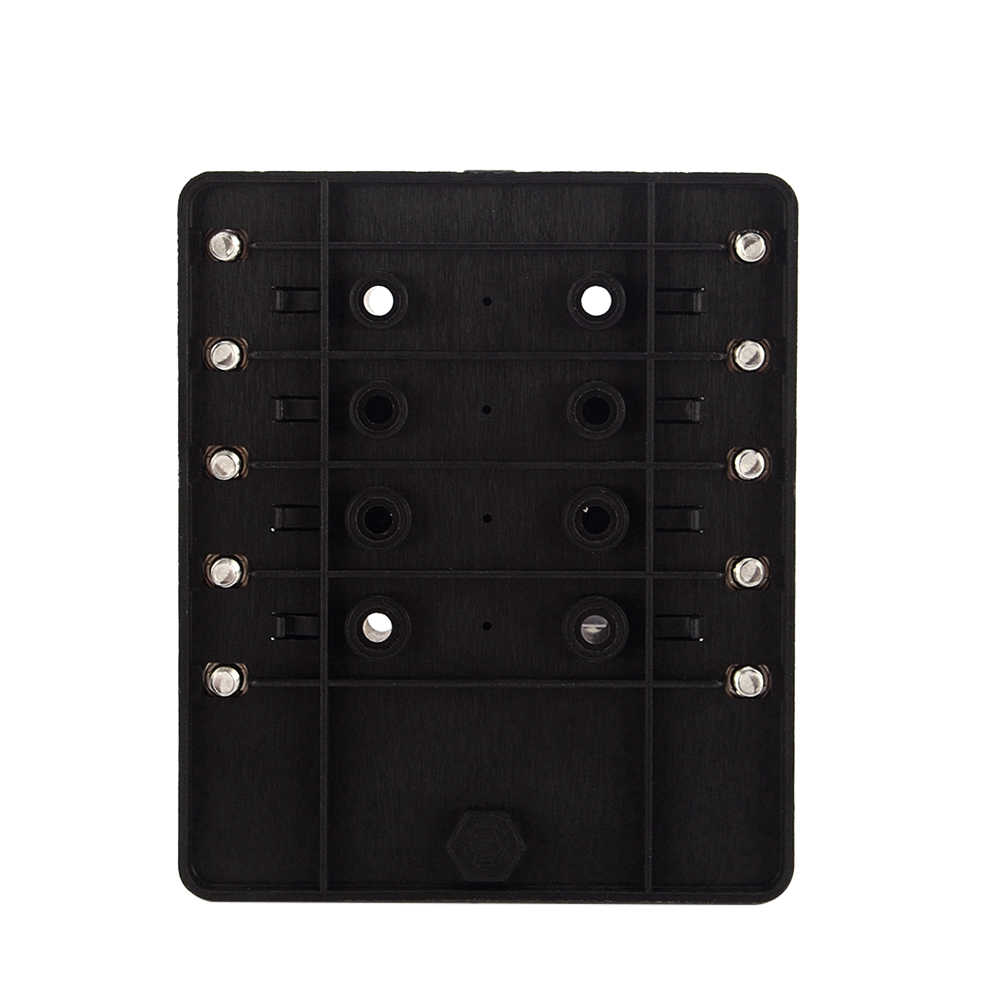 small resolution of  10 way blade fuse box holder fuse blocks red led indicator 10pcs fuses 10pcs terminals for