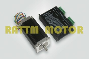 NEMA23 Stepper Motor controller 425 oz-in/3.0A with 256 microstep stepper motor driver and 4.5A current image
