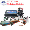 Promotion! KTAG K-TAG ECU Chip Tunning Master Version KTAG 2.10 KTAG K TAG ECU Programming Tool K-TAG Unlimition Tokens