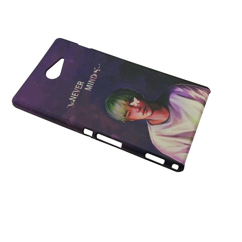 sony xperia M2 case customized3