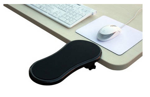 Mouse Computer Hand Bracket Pad