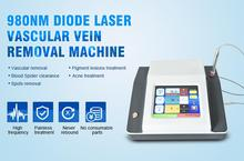 2019 new Effective Vascular Removal Laser Machine 980nm Diode Machine/Blood Vessel Vein Acne Treatment Beauty
