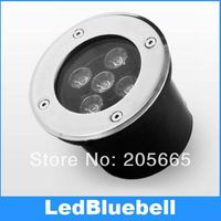 5 W llevó la luz subterránea LED la luz de paso al aire libre impermeable IP67 AC90 ~ 260 V